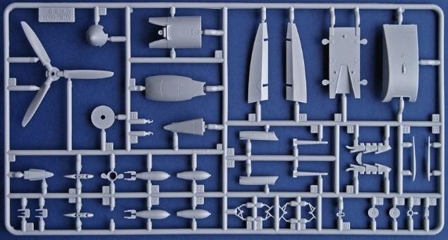 Airfix Kit Sheet
