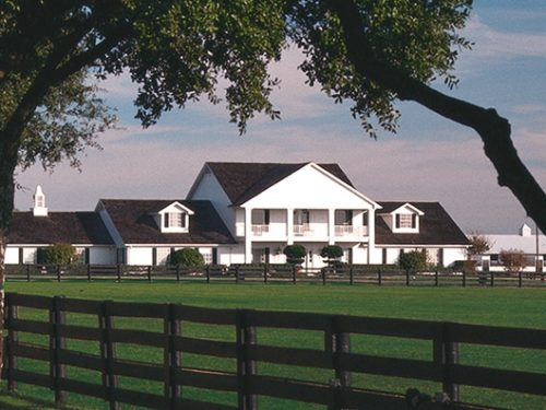 Ewing Mansion - Southfork Ranch