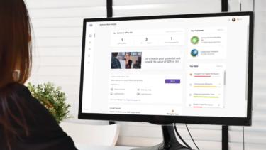 Nulia Works digital enablement platform for office 365 training