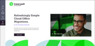 Transvault Website Image