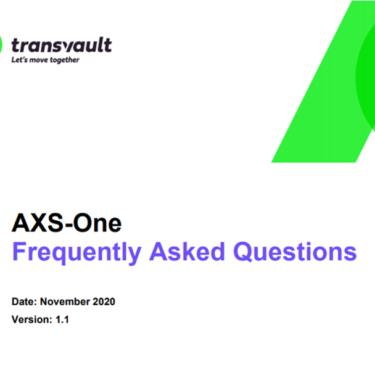 AXS-One email archive migration FAQ